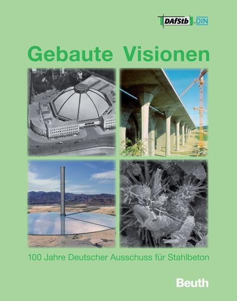 Gebaute Visionen - Coverbild