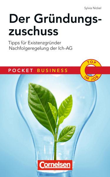 Pocket Business Der Gründungszuschuss - Coverbild