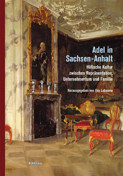 Adel in Sachsen-Anhalt - Coverbild