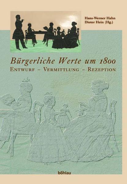 Bürgerliche Werte um 1800 - Coverbild