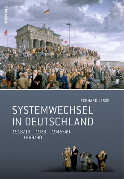 Systemwechsel in Deutschland - Coverbild