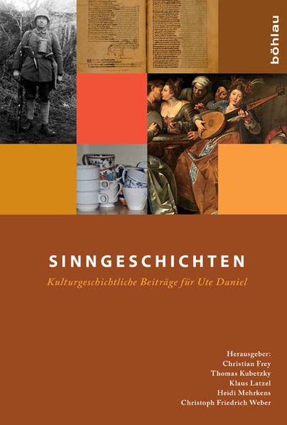Sinngeschichten - Coverbild