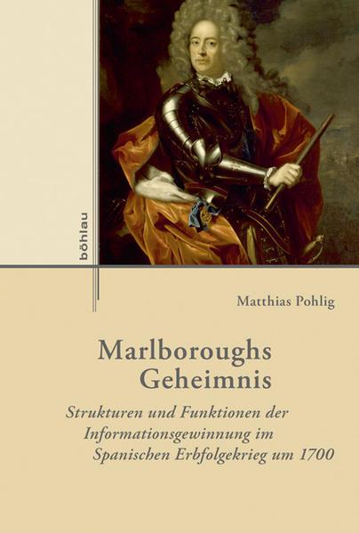 Marlboroughs Geheimnis - Coverbild