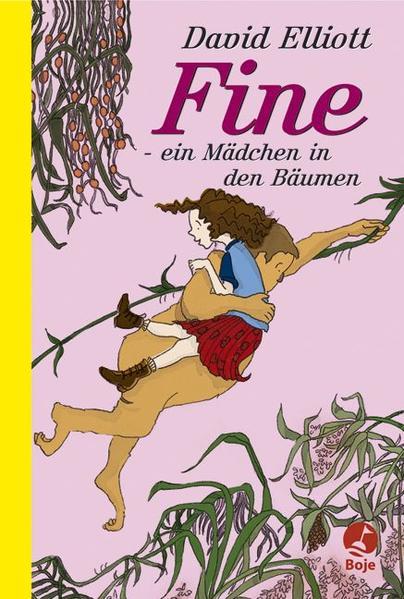 Fine - Ein Mädchen in den Bäumen - Coverbild