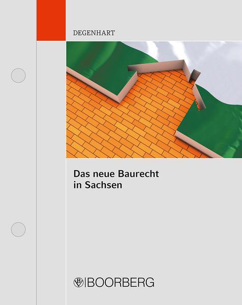 Das neue Baurecht in Sachsen - Coverbild