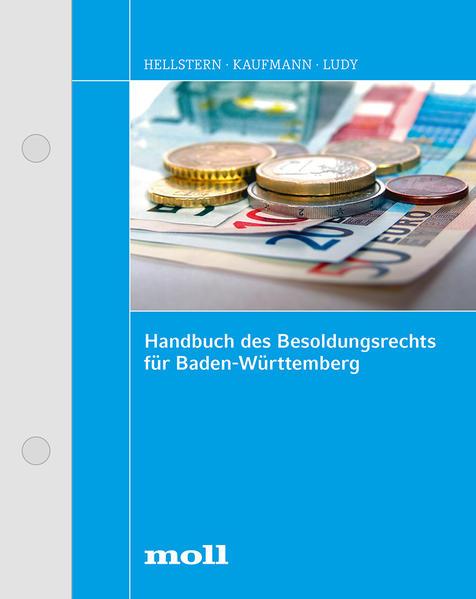 Handbuch des Besoldungsrechts für Baden-Württemberg - Coverbild