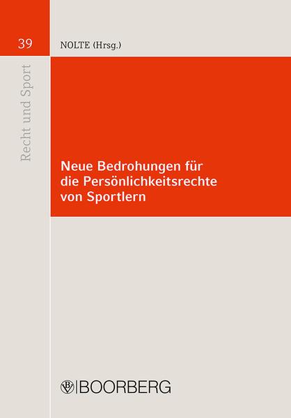 Neue Bedrohungen für die Persönlichkeitsrechte von Sportlern - Coverbild