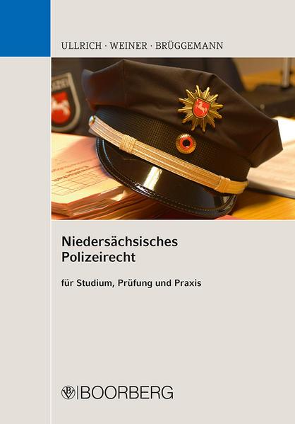 Niedersächsisches Polizeirecht - Coverbild