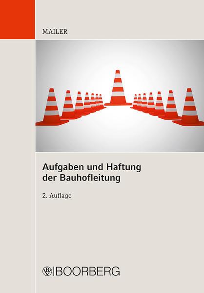 Aufgaben und Haftung der Bauhofleitung - Coverbild