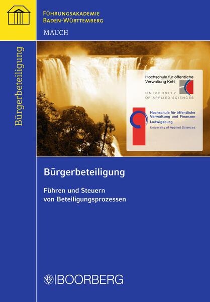 Bürgerbeteiligung - Coverbild