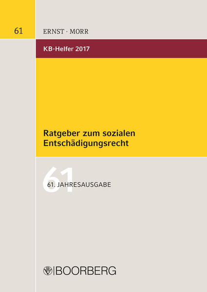 KB-Helfer 2017 - Coverbild