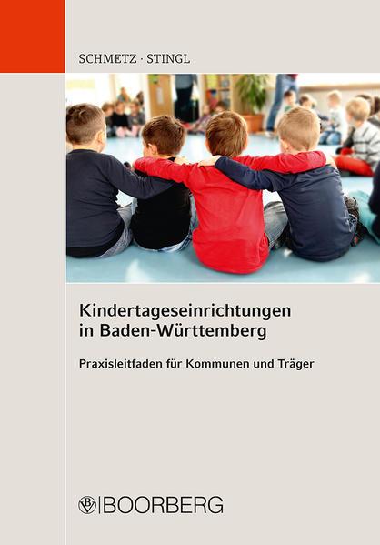 Kindertageseinrichtungen in Baden-Württemberg - Coverbild