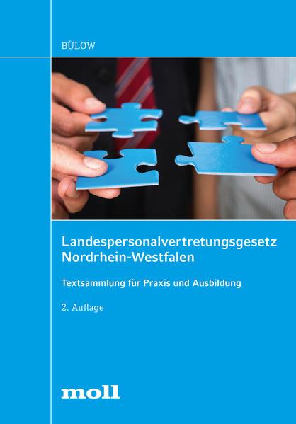 Landespersonalvertretungsgesetz Nordrhein-Westfalen - Coverbild