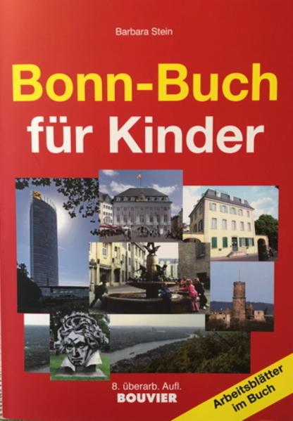 Bonn-Buch für Kinder - Coverbild