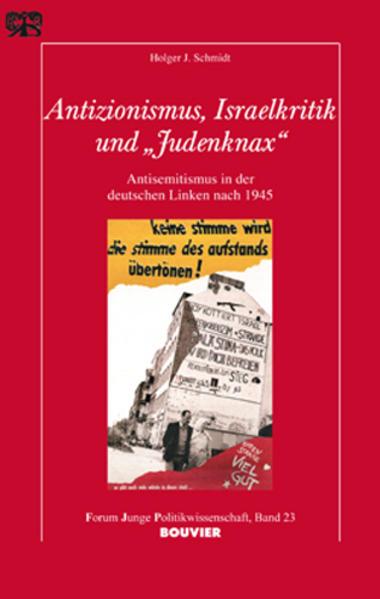 Antizionismus, Israelkritik und
