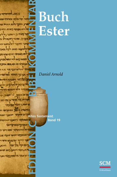Das Buch Ester (Edition C/AT/Band 19) - Coverbild