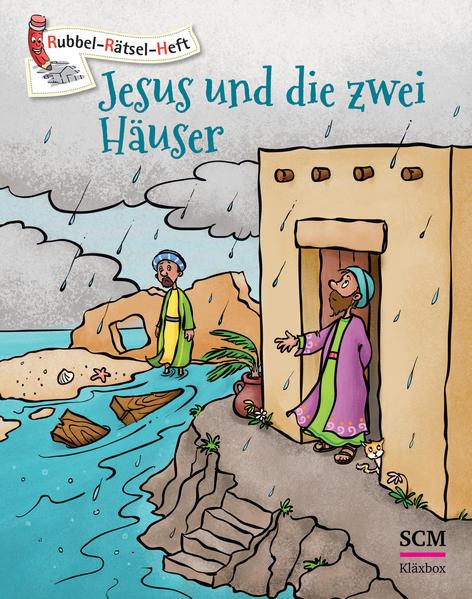 Jesus und die zwei Häuser, Einzelheft - Coverbild