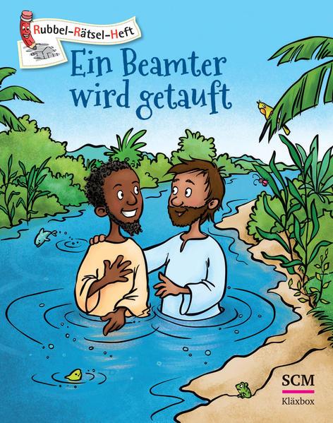 Ein Beamter wird getauft, Einzelheft - Coverbild