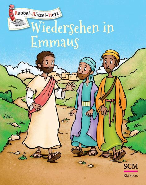 Wiedersehen in Emmaus - 5er-Pack - Coverbild