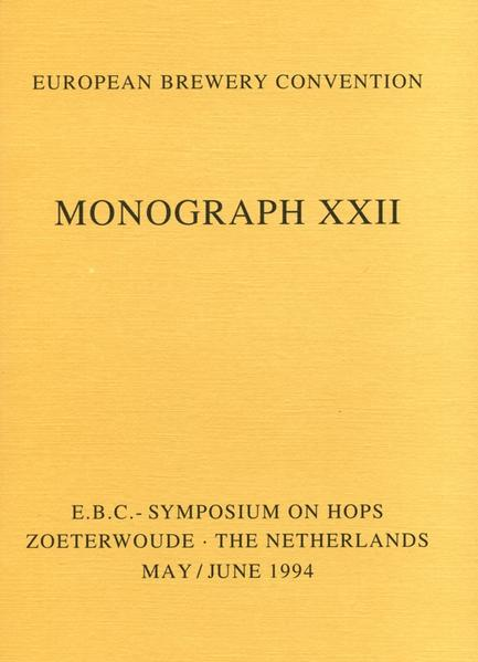 Monograph 22 - Coverbild