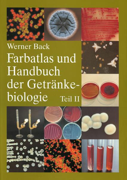 Farbatlas und Handbuch der Getränkebiologie. Band 2 - Coverbild