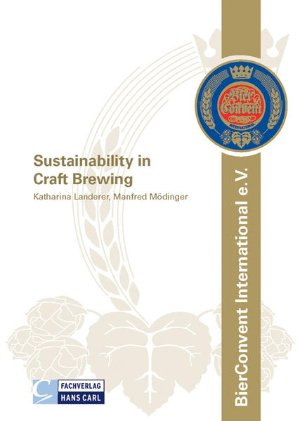 Sustainability in Craft Brewing - Coverbild