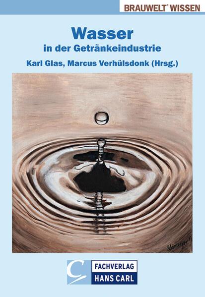 Wasser in der Getränkeindustrie - Coverbild