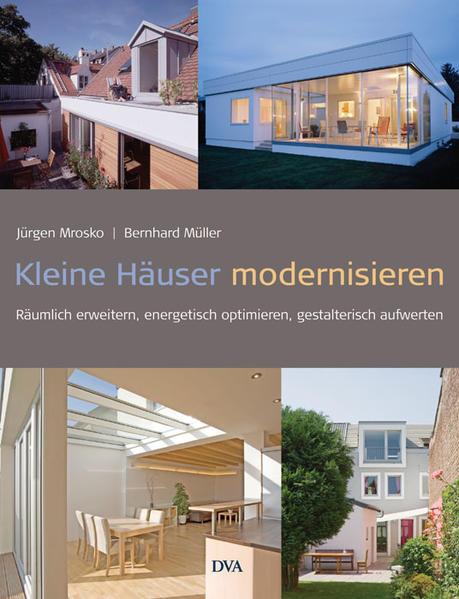 Kleine Häuser modernisieren - Coverbild
