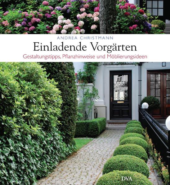 Einladende Vorgärten - Coverbild
