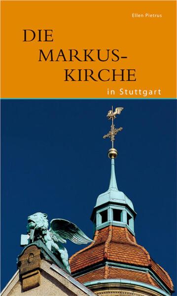 Die Markuskirche in Stuttgart - Coverbild