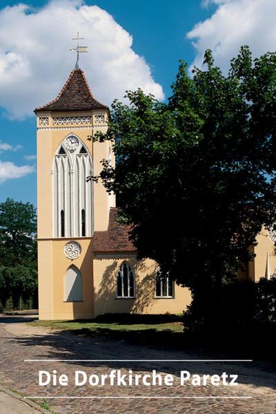 Die Dorfkirche Paretz - Coverbild