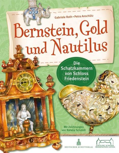 Bernstein, Gold und Nautilus - Coverbild