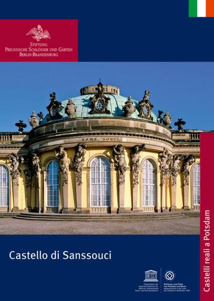 Il Castello di Sanssouci - Coverbild