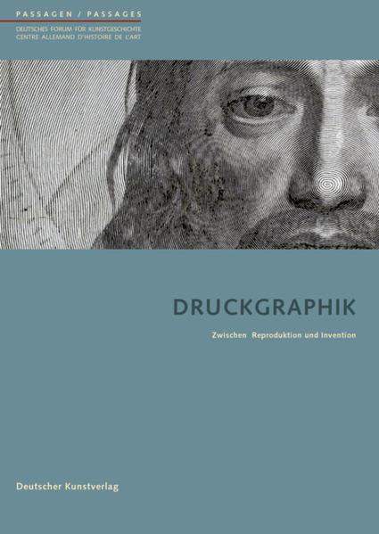 Druckgraphik - Coverbild