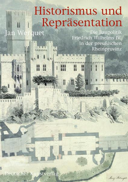 Historismus und Repräsentation - Coverbild