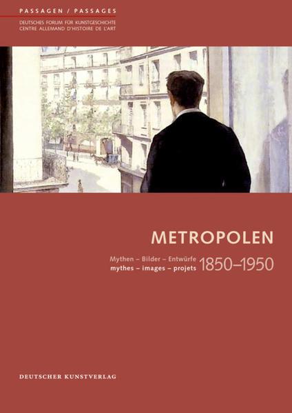 Metropolen 1850–1950 - Coverbild