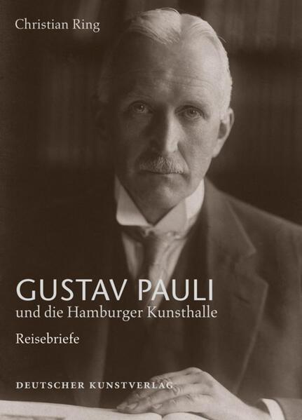 Gustav Pauli und die Hamburger Kunsthalle - Coverbild