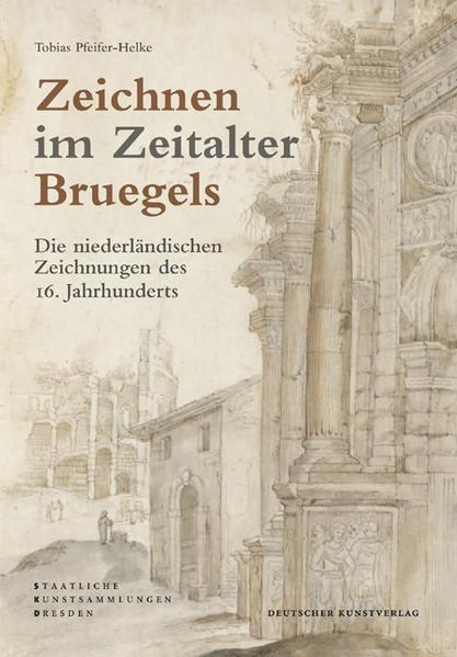 Zeichnen im Zeitalter Bruegels - Coverbild
