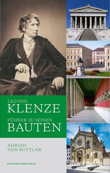 Leo von Klenze - Coverbild