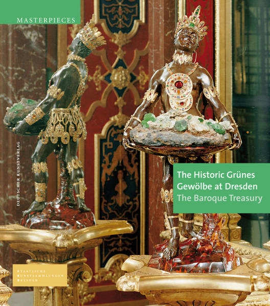 The Historic Grünes Gewölbe at Dresden - Coverbild