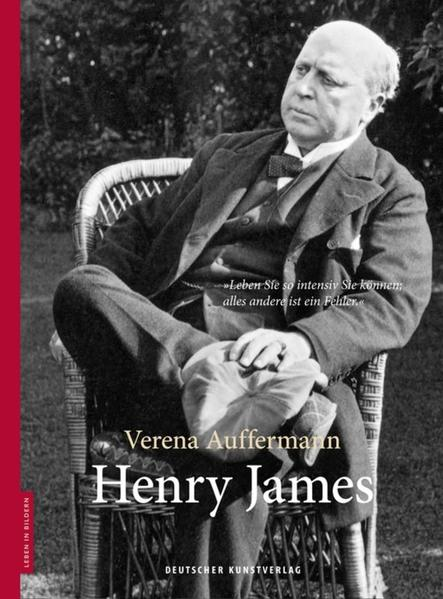 Henry James - Coverbild