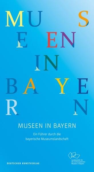 Museen in Bayern - Coverbild