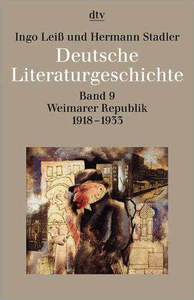Deutsche Literaturgeschichte vom Mittelalter bis zur Gegenwart in 12 Bänden - Coverbild