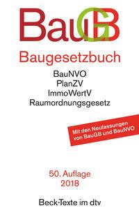 Baugesetzbuch Cover