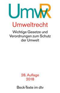 Umweltrecht Cover