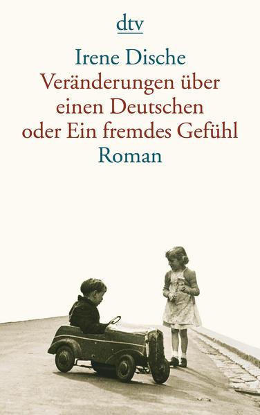 Veränderungen über einen Deutschen oder Ein fremdes Gefühl - Coverbild