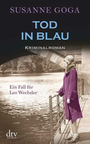Tod in Blau - Coverbild