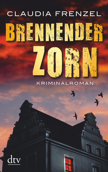 Brennender Zorn - Coverbild
