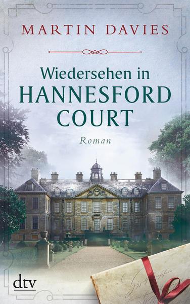 Wiedersehen in Hannesford Court - Coverbild