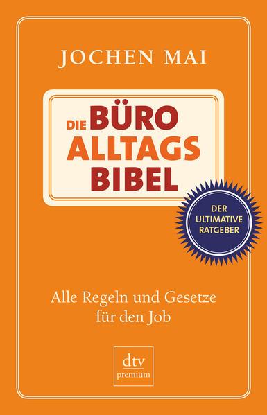 Die Büro-Alltags-Bibel - Coverbild